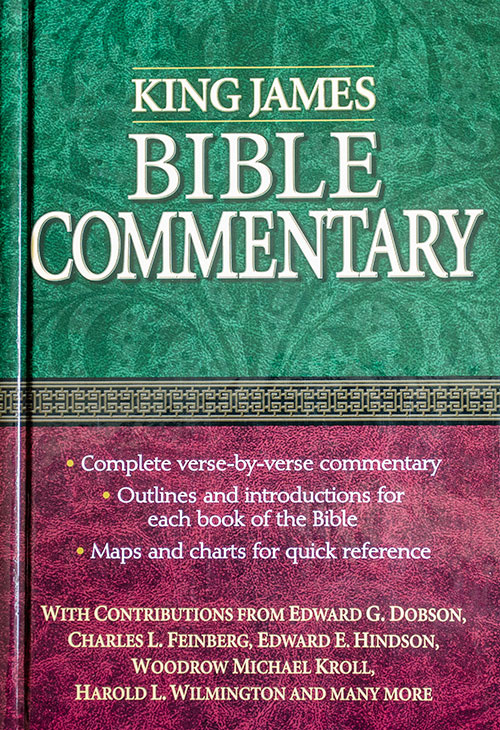 King James Bible Commentary - Thomas Road Baptist Church ...
