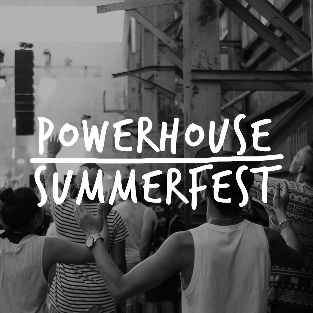 Powerhouse Summerfest 2016